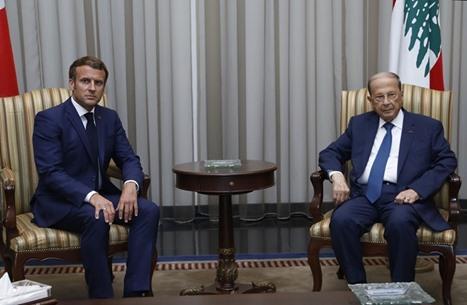 مسؤول بالإليزيه يكشف دوافع مؤتمر لبنان الذي دعت له فرنسا