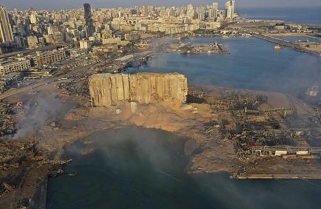 تاريخ من النكبات مر على بيروت.. آخرها تفجير المرفأ (إنفوغراف)