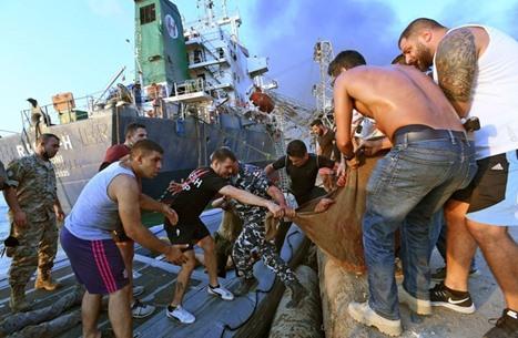 صحف عبرية: انفجار بيروت.. إهمال أم عمل مقصود؟