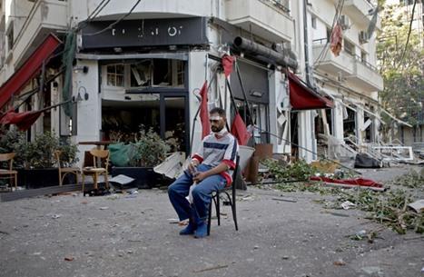 ارتفاع حصيلة قتلى بيروت إلى 137.. ووزير يتحدث عن عجز مالي