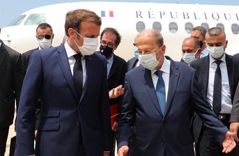 """عون لا يستبعد احتمالية """"اعتداء خارجي"""" بانفجار بيروت"""