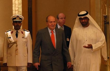صحيفة: ملك إسبانيا يختار أبوظبي منفى له بعد شبهات فساد