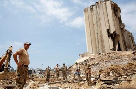بعد انفجار صوامع الغلال.. هل يكفي مخزون القمح حاجة لبنان؟