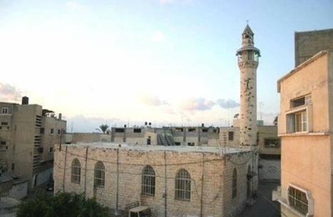 قبس من نور أقدم مساجد فلسطين (4من5)