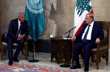 وفود عربية ودولية تصل بيروت.. ومؤتمر لدعم لبنان