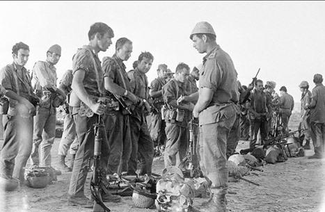 """شهادات """"مذلّة"""" لضباط إسرائيليين شاركوا بحرب الاستنزاف"""