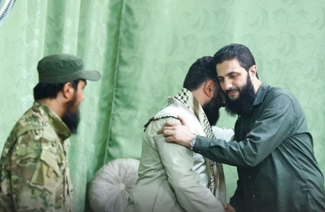 """لماذا قرّرت """"تحرير الشام"""" اجتثاث فصائل جهادية أجنبية؟"""