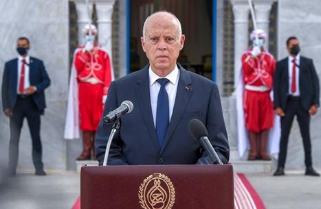 جدل في تونس بعد حديث نائب عن حالة سعيّد بالقصر