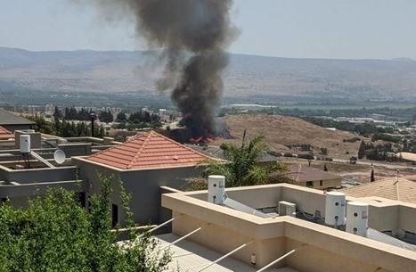 تقدير: إطلاق الصواريخ من لبنان ينذر بتغيير جوهري هناك
