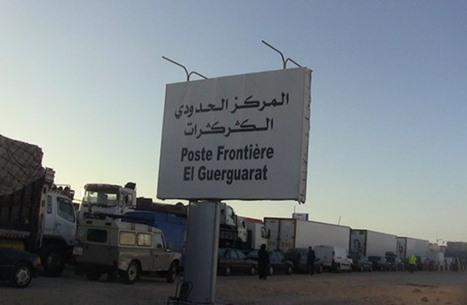 """البوليساريو تهاجم المغرب رغم انسحابه من """"الكركرات"""""""