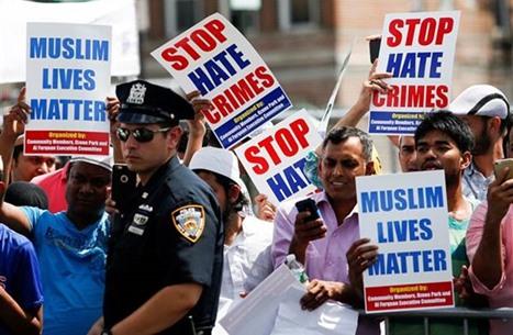 المنظمات المعادية للإسلام تتضاعف بأمريكا 3 مرات في 2016