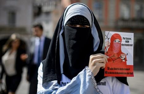 """هل يعيق """"الالتزام"""" المسلمين من الاندماج بالمجتمعات الغربية؟"""