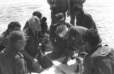 """معلومة من ضابط مصري منحت الاحتلال """"قبلة الحياة"""" بحرب 1973"""