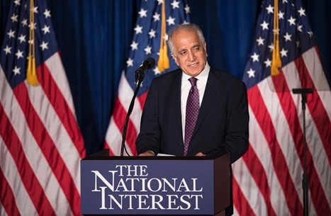 WP: هل استقال المبعوث الأمريكي الخاص لأفغانستان أم أقيل؟