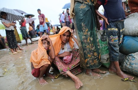 معارضو جيش ميانمار يبدون تأييدا لافتا لحقوق الروهينغيا