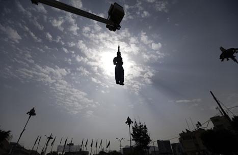 6 دول عربية بين الأكثر تنفيذا للإعدام في 2020 (إنفوغراف)