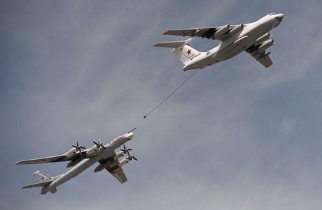 روسيا تنشر قاذفات بعيدة المدى قرب حدود أفغانستان