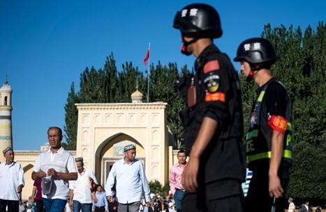 نواب أمريكا يقرّون مشروع قانون يعاقب الصين بسبب الإيغور