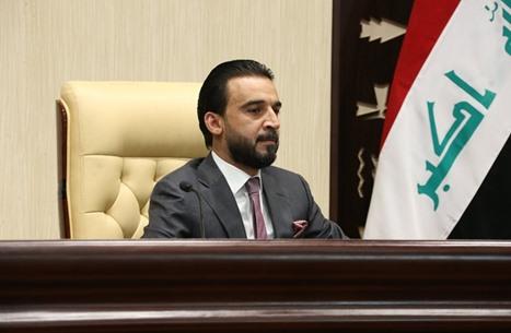 الحلبوسي يدعو البعثات الدبلوماسية لعدم التدخل بشؤون العراق