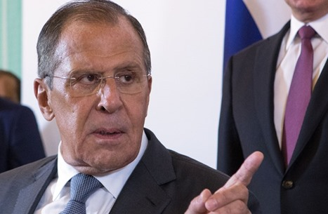 لافروف: روسيا قررت إعادة فتح سفارتها لدى ليبيا