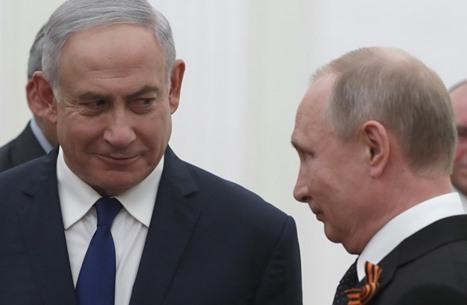 """""""إكسيوس"""": نتنياهو وعد بوتين بالعودة للحكم سريعا"""