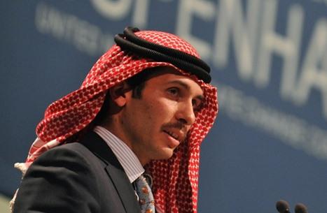 """رئيس """"أعيان"""" الأردن عن غياب الأمير حمزة: هو اختار ذلك (شاهد)"""