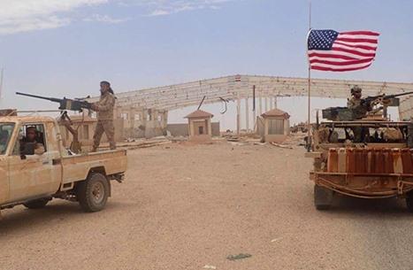 "WP: بصمات إيران بهجوم على ""التنف"" بسوريا تنذر بتصعيد جديد"