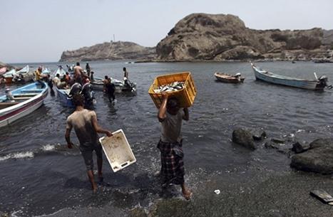 وفاة 7 صيادين يمنيين بعد غرق قاربهم قبالة سواحل الصومال