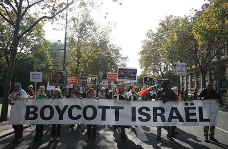"""دعوة لتفعيل مقاطعة إسرائيل وداعميها.. """"سلاح الشعوب"""""""