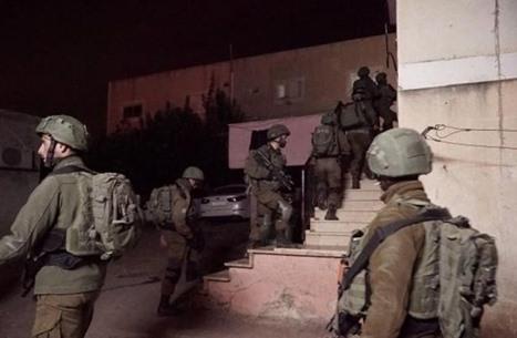 الاحتلال ينفذ مداهمات واعتقالات في الضفة والقدس المحتلة