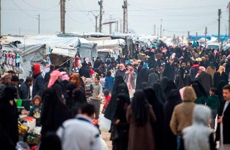 WP: نساء تنظيم الدولة متهمات بقتل العشرات بمخيم الهول