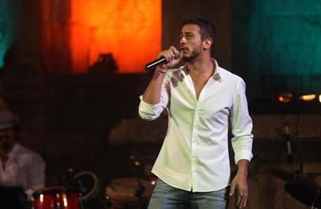 بعد حملة ضده.. إلغاء إعلانات حفل سعد لمجرد بمصر