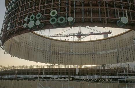 تركيا تقترب من إنهاء تصنيع مفاعل الوحدة الأولى لمحطتها النووية
