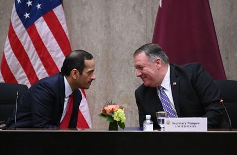 مسؤول أمريكي: ننوي إعلان قطر حليفا رئيسيا من خارج الناتو