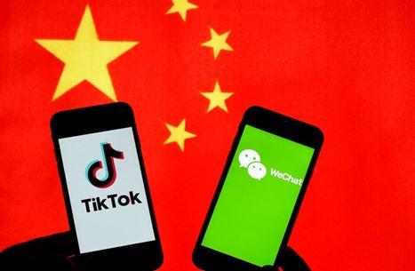 """واشنطن تحظر """"تيك توك"""" و""""وي تشات"""" الصينيين رسميا"""