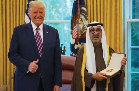 كويتيون: ترامب تلاعب بالمصطلحات ولا صفة رسمية لنجل الأمير