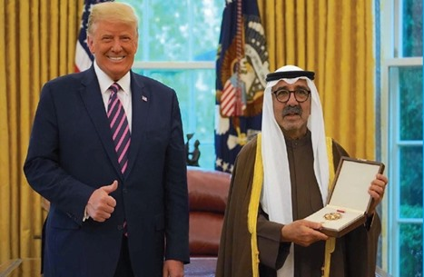 مصادر حكومية كويتية تؤكد رفض التطبيع ردا على تصريحات ترامب