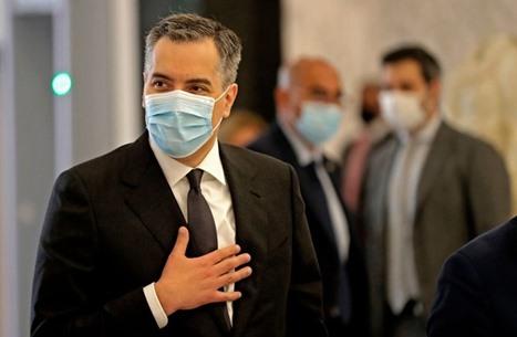 أديب يعتذر عن تشكيل حكومة لبنان وعون يقبل (شاهد)