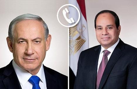 """دبلوماسية إسرائيلية تدعو لتوثيق العلاقة مع """"السيسي"""""""