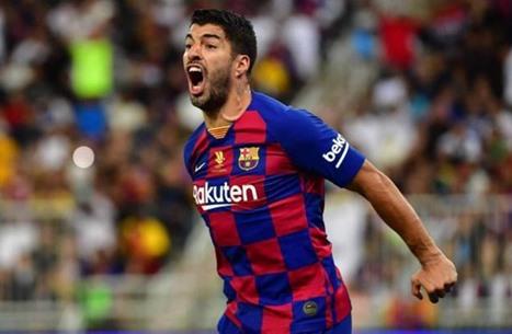 سواريز ينضم رسميا لأتليتيكو مدريد.. تعرف إلى تفاصيل الصفقة