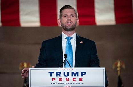 قاض يأمر نجل ترامب بالشهادة في تحقيق بنيويورك قبل الانتخابات