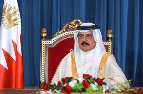 """ملك البحرين: اتفاقنا مع """"إسرائيل"""" تضمّن وقف خطوات الضّم"""