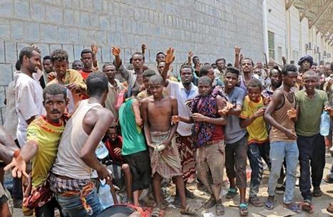 مطالب حقوقية للسعودية بوقف انتهاك حقوق المهاجرين الإثيوبيين