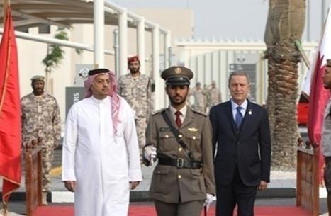 أطروحة تناقش العلاقات التركية القطرية على مدى أعوام