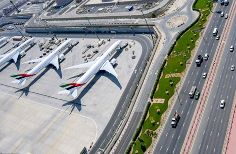 المنطقة الحرة بمطار دبي توقع اتفاقية مع جهة إسرائيلية