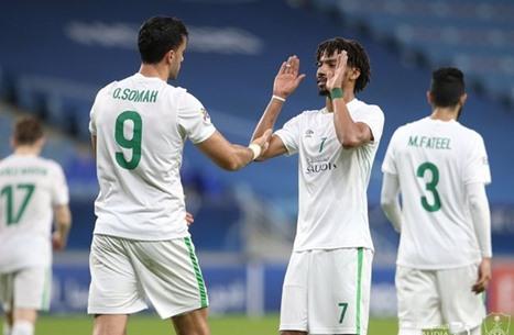 الأهلي السعودي يبلغ ربع نهائي أبطال آسيا (شاهد)