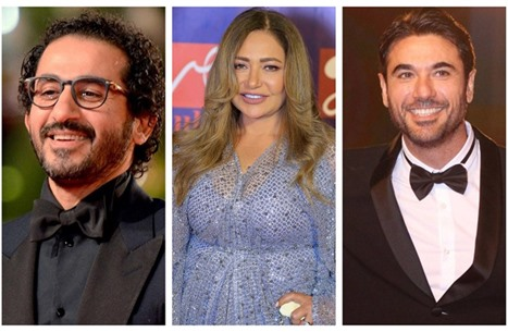 """مشاهير عرب يشاركون في تحدي """"صور الطفولة"""" (شاهد)"""