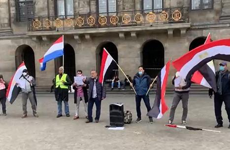 تواصل الاحتجاجات الرافضة للسيسي داخل مصر وخارجها (شاهد)