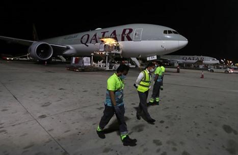 خلل فنّي يتسبب بتحويل عدة رحلات من مطار الدوحة مؤقتا