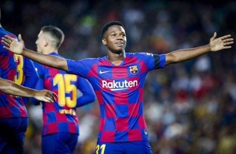 """بعد تألقه برفقة برشلونة.. """"فاتي"""" يطالب بعرض جديد"""